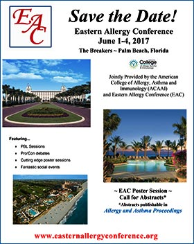 Eastern Allergy Conference